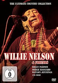 Cover Willie Nelson & Friends - Willie Nelson & Friends [DVD]